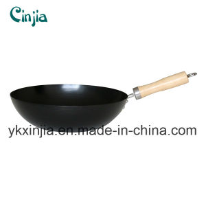 Kitchenware Carbon Steel Non-Stick Cookware Chinese Wok pictures & photos