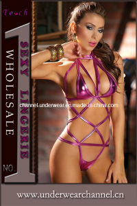Wholesale 2016 New Design Sexy Lingerie Babydoll Underwear (TLQZ536) pictures & photos