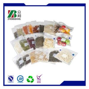 Plastic Vacuum Food Packaging Bag/ Vacuum Packing Bag pictures & photos