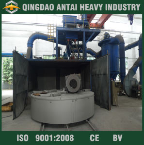 Rotary Table Shot Blast Abrator