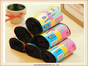 Office and Kitchen Tidy Liner Garbage Bags on Roll pictures & photos