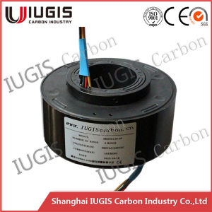 Srh50120-4 Through Bore Slip Ring Inner Diameter 50mm 4 Wires pictures & photos