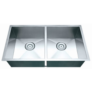 Handmade Stainless Steel Sink-Hm2918d