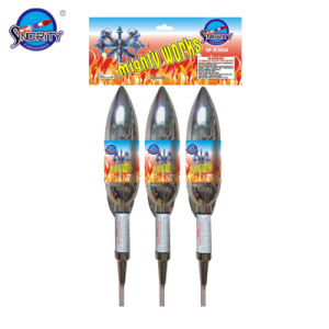 Sf-R3004 Mighty Works Big Fish Pyrotechnics Rocket Fireworks pictures & photos