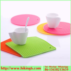 Silicont Table Mat, Silicone Placemat, Cup Mat pictures & photos
