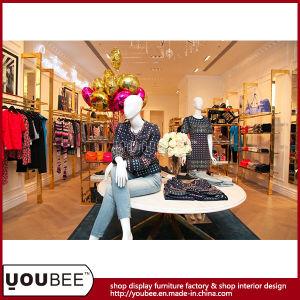 Women Garment Store Fixtures, Retail Shopfitting, Store Interior Design pictures & photos