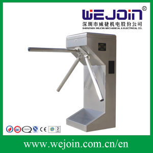 Access Control Vertical Tripod Turnstile for Sales pictures & photos
