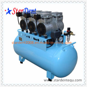 Dental Air Compressor (One For Six) of Dental Equipment pictures & photos