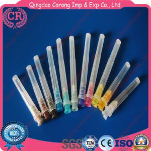 Disposable Sterile Medical Hypodermic Injection Needle pictures & photos