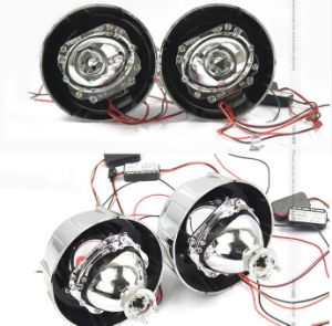 """HID Bi-Xenon Bulb Xenon 3"""" Projector with Angle Eyes pictures & photos"""