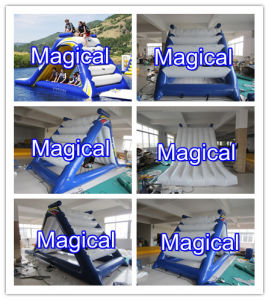 Inflatable Water Climb Game (MJE-093) pictures & photos