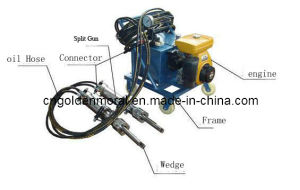 Hydraulic Splitter Machine pictures & photos