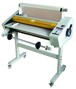 650mm Hot Laminating Machine with Desk Table pictures & photos