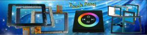 High Transmittance Control Board Graphic Panel Touch Screen Display pictures & photos