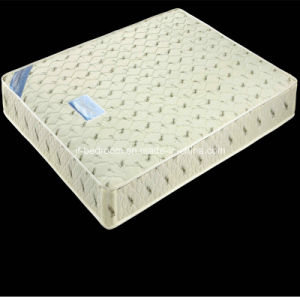 Good Quality Coil Tropics Fabric Mattress (WL051-D)
