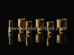 M14 Ceramic Hole Saw Diamond Drill Bit pictures & photos