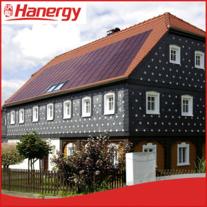 Hanergy Oerlikon 3kw Solar Power Home System