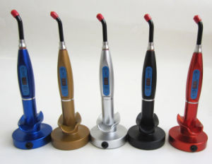 Hot Sale Cy-180 Wireless Dental LED Curing Light pictures & photos