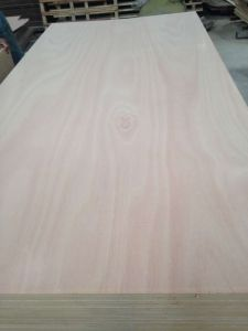 Okoume Veneer MDF in 15mm and 18mm From Factory pictures & photos