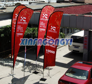 Wind Beach Flag for Advertising, Promotion Teardrop Flag pictures & photos