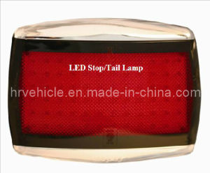 Adr Rectangular LED Stop Indicator Reverse Tail Light pictures & photos