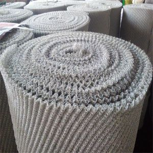Knitted Wire Mesh for Gas- Liquid Filter pictures & photos