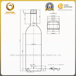 750ml 300mm Bordeaux Wine Bottles Wholesale (003) pictures & photos