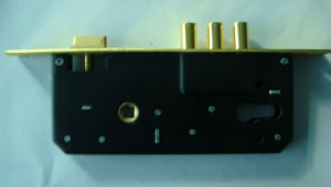 , Wood Door Lock Body, Bathroom Lock Body, Rim Lock Body, Lock Body Al-8040 pictures & photos