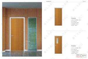 Best Sale Glass Wooden Doors pictures & photos