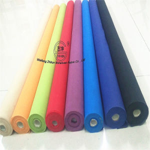 Spunbond Non Woven Fabric PP 100% with High Quality pictures & photos