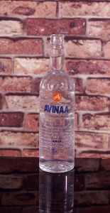 750ml Custom Design Vodka Bottle pictures & photos