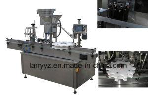 Gfz4/100 Vial Liquid Filling Stoppering Crimping Machine & Vial Filling Plugging Capping Machine pictures & photos