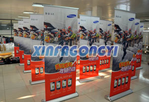 Roll up Banner, Promotion Banner, Roll up Stand Display pictures & photos