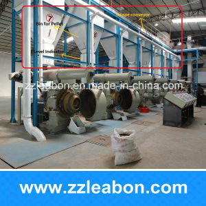 1-10t Per Hour Automatic Biomass Fuel Wood Pellet Production Line for Sale pictures & photos