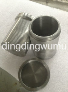 Pure Molybdenum Crucible for Vacuum Furnace pictures & photos