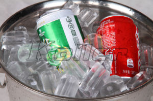 5 Tons High Efficiency Cylinder Ice Maker Machine with Low Power Consumption pictures & photos