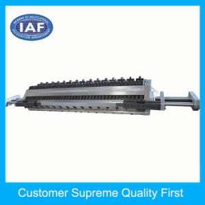 Stretch Film Plastic Extrusion Mould for Single Screw Extruder Line pictures & photos