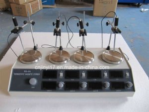 Hj-4A Thermostatic Magnetic Stirrer, Magnetic Mixer pictures & photos