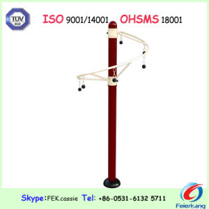 Stepper 140mm Galvanized Outdoor Fitness Equipment pictures & photos