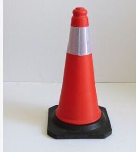 PVC Traffic Safety Cone for The Road Protection pictures & photos