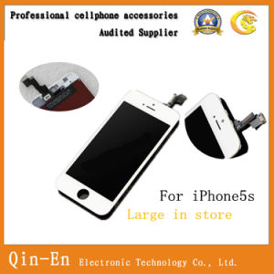 Complete Touch Display Mobile Phone LCD for iPhone5S with Digitizer Assembly