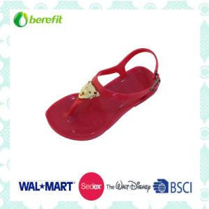 PVC Sandals, Applique on The Upper, Fashion Design pictures & photos