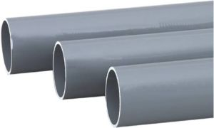 UPVC Pipe for Water Drainage (DIN) pictures & photos