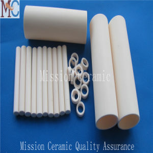 White High Quality Alumina Ceramic Tube pictures & photos