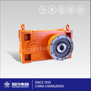 Guomao Hot Sale Zlyj Series Hard-Tooth-Faced HRC54~62 Extruding Rubber Machine Reducer