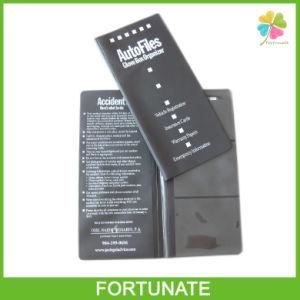 Printed Vinyl Passport Holder PVC Card Holder Wallets