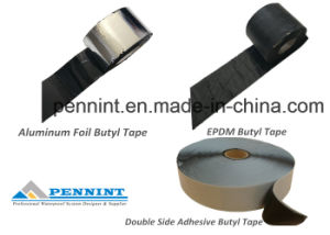 Butyl Adhesive Roofing Tape for Sealing and Waterproofing pictures & photos