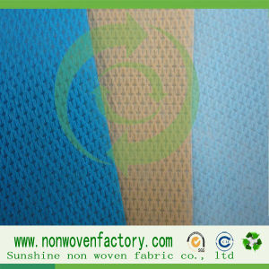 China Spunbond Nonwoven Cambrella Fabric Cross Fabric pictures & photos