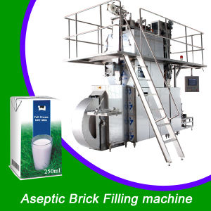 Sxb-3000A Aseptic Carton Filling Packing Machine Brick Packaging Beverage Machine pictures & photos