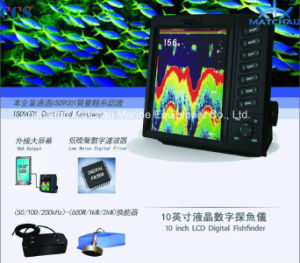 10 Inch LCD Digital Fishfinder/Fishery Equipment pictures & photos